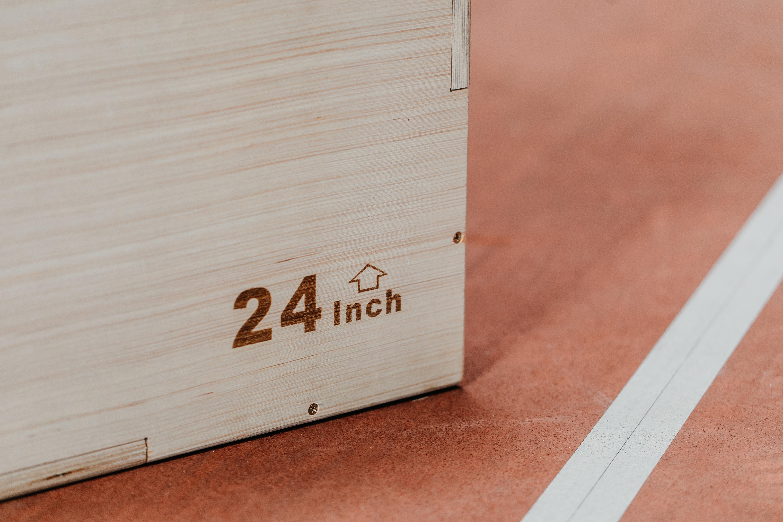PB Holz Plyo Box