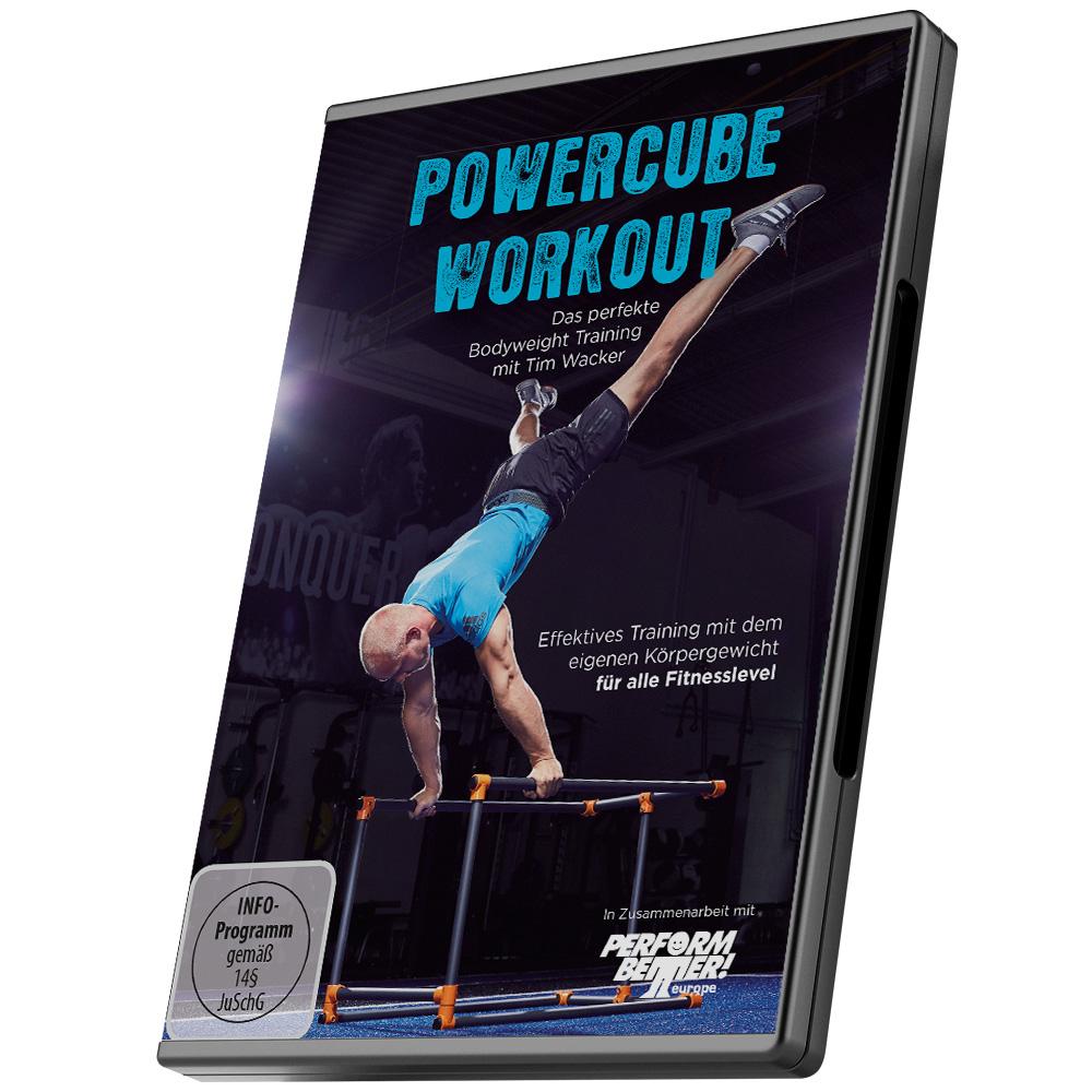 PowerCube - Workout (DVD)