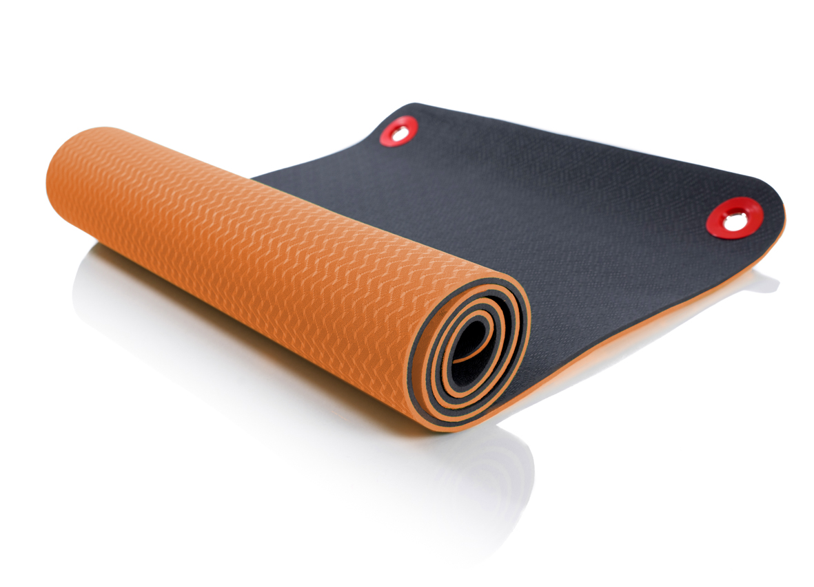 First Place Fitness Mats - Blau 183 x 60 x 0,8 cm