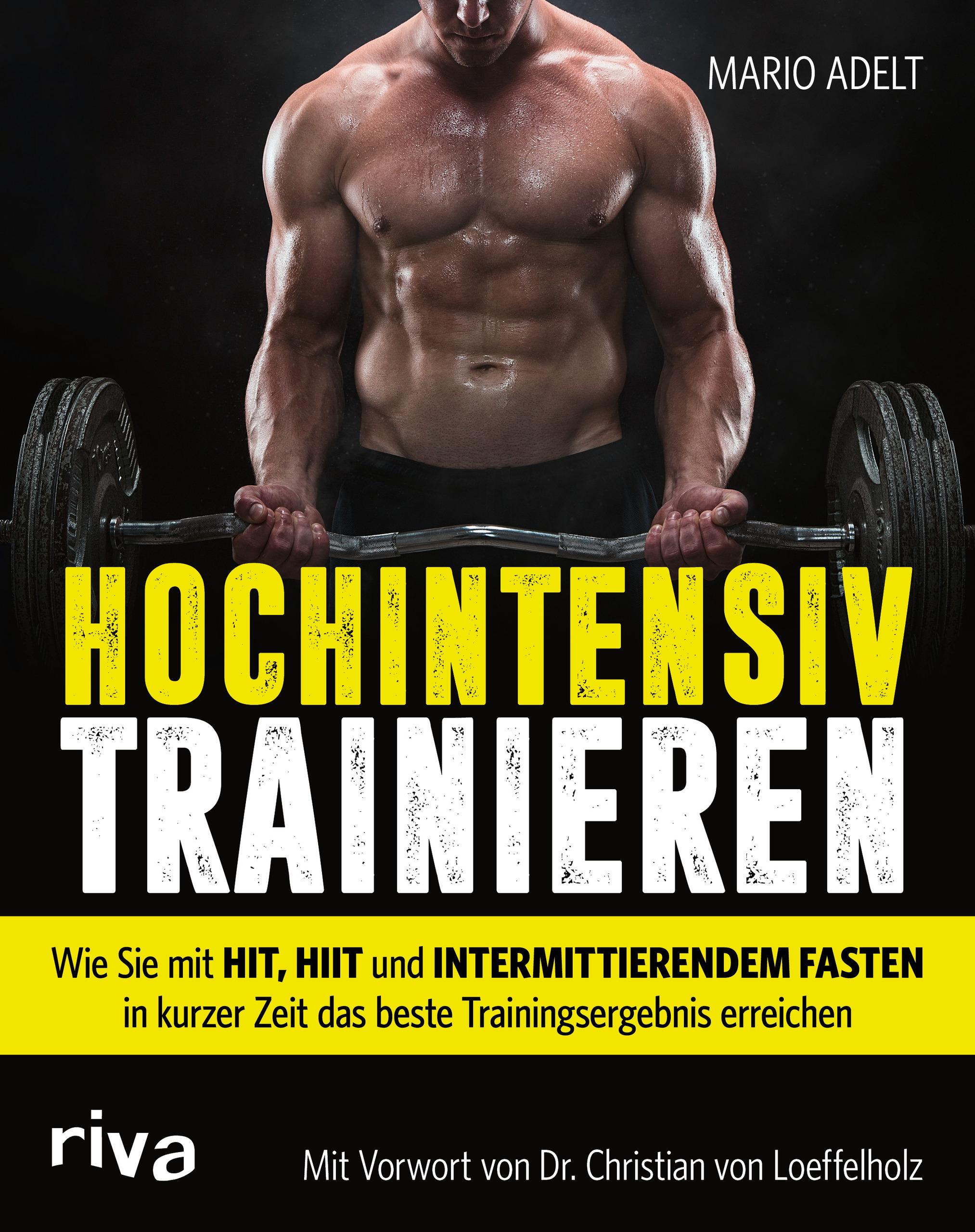 Hochintensiv trainieren (Buch) Mängelexemplar