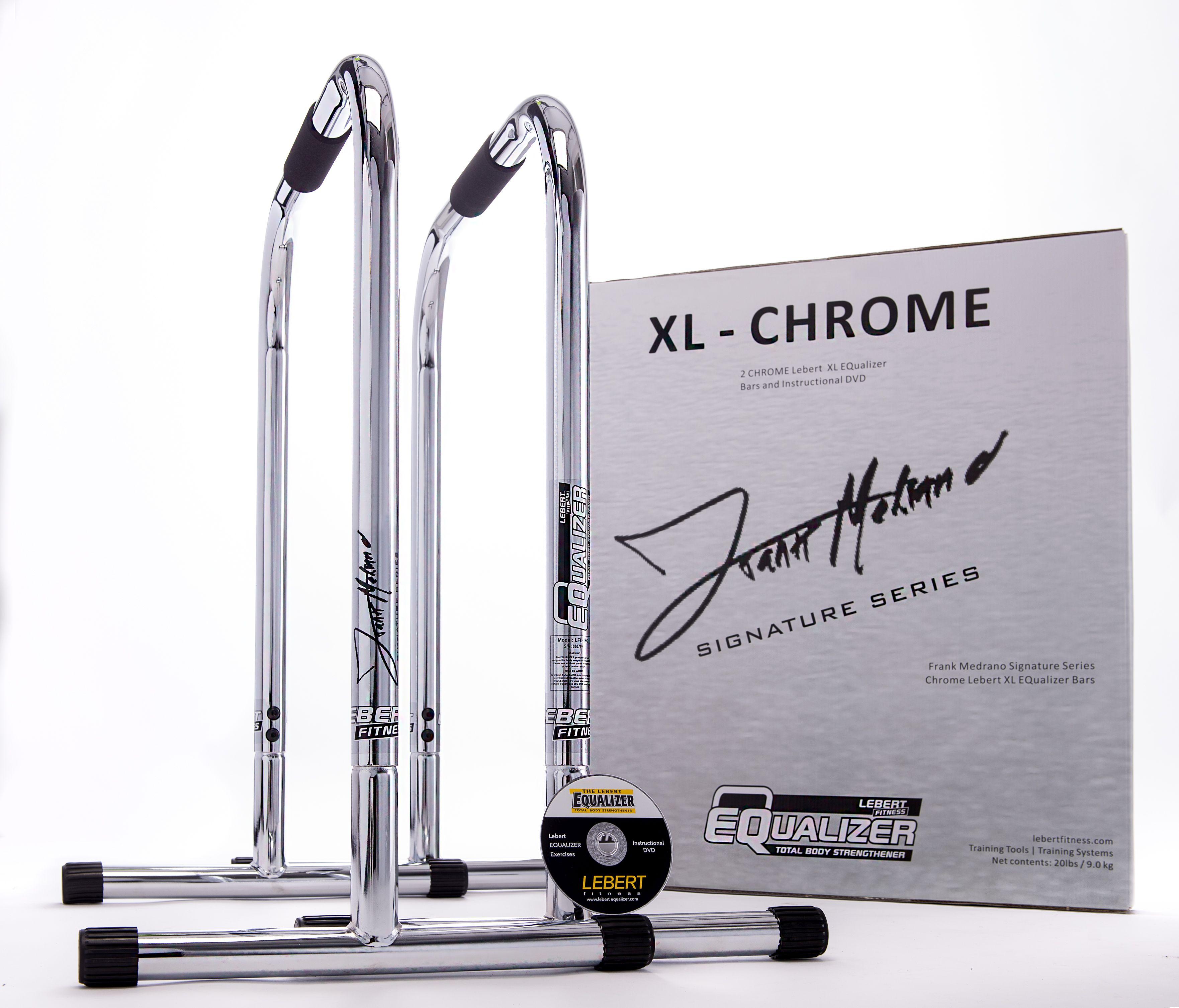 Lebert Equalizer XL - Chrome