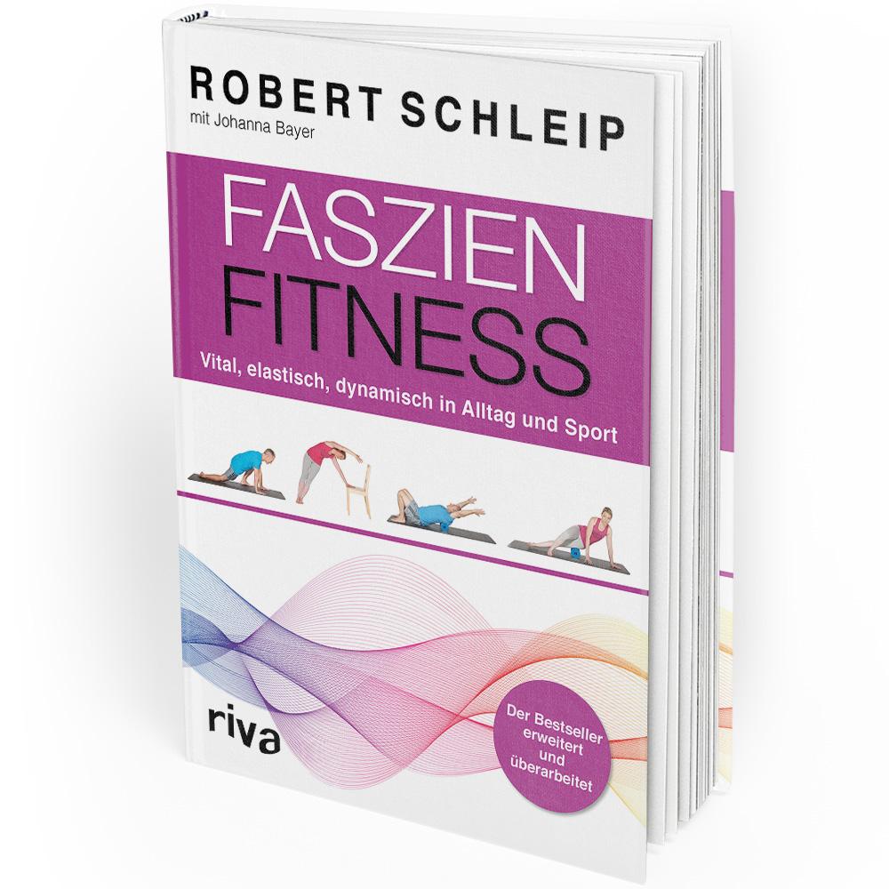 Faszien-Fitness (Buch) erweiterte und überarbeitete Ausgabe