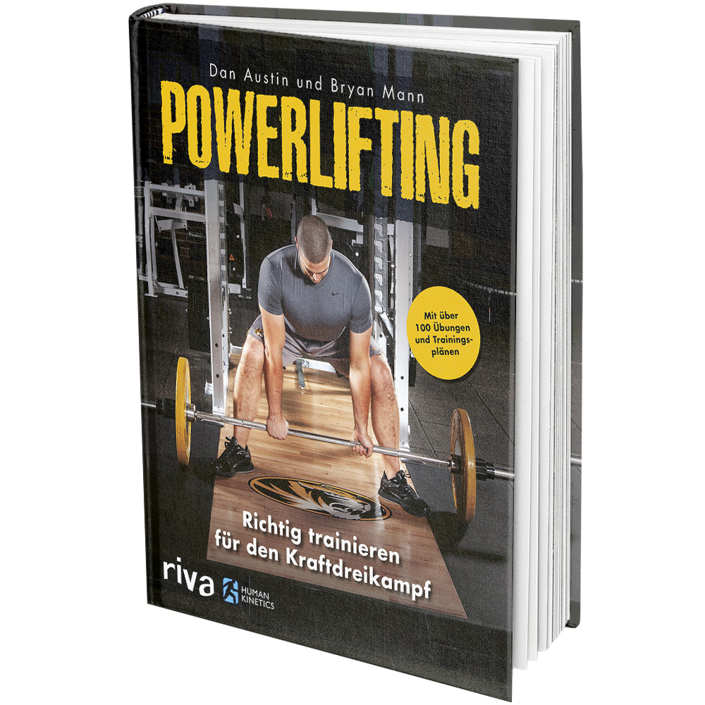 Powerlifting (Buch) Mängelexemplar