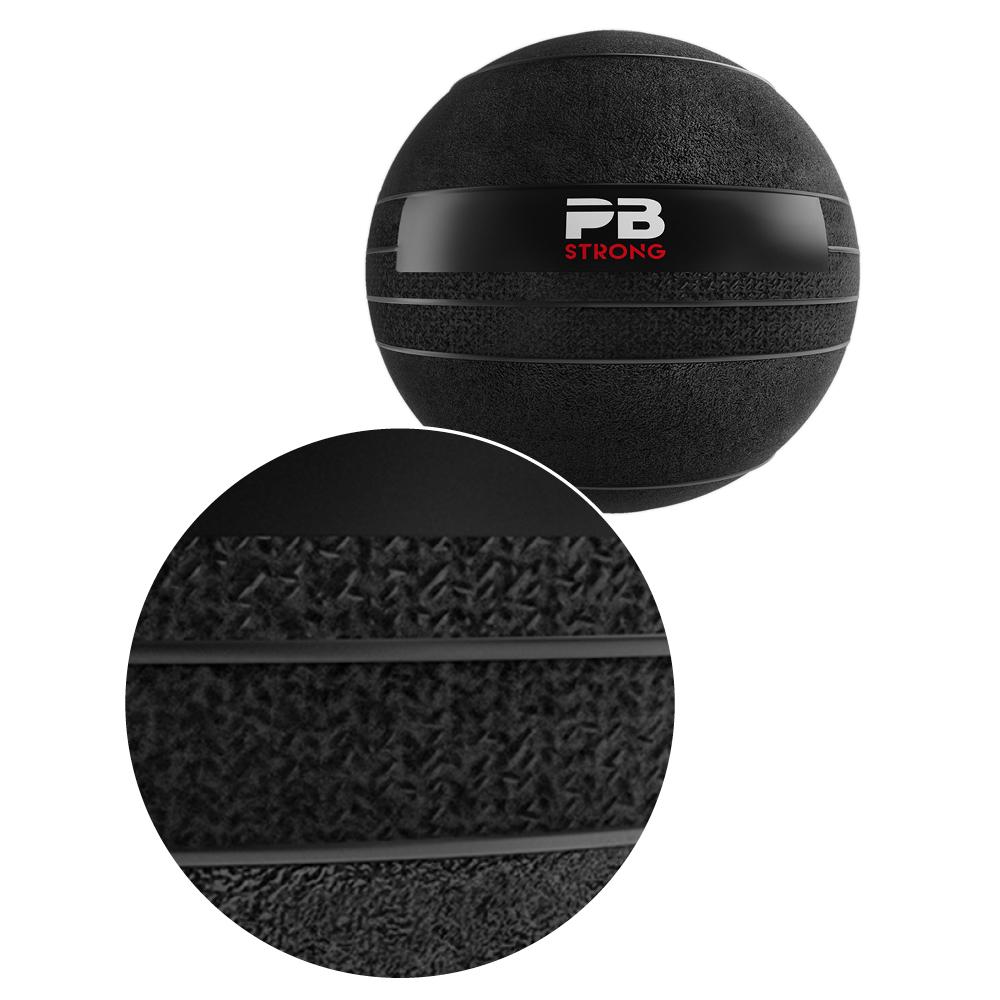PB Strong Jam Ball Schwarz 2 kg