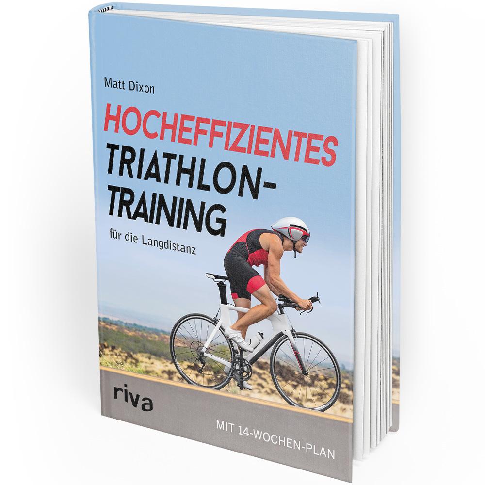 Hocheffizientes Triathlontraining für die Langdistanz (Buch)