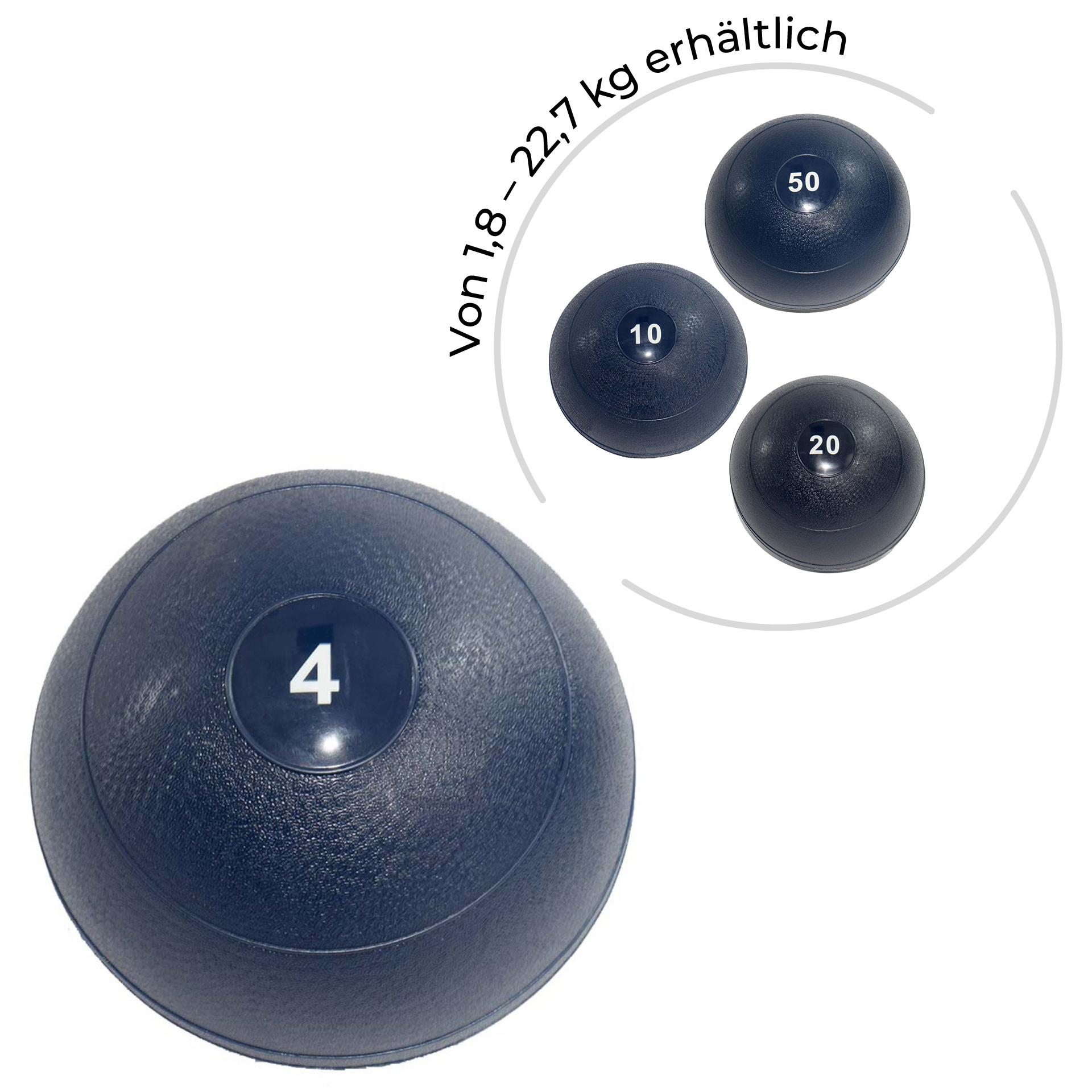 PB Extreme Jam Ball - 4 lbs. (1,8 kg)