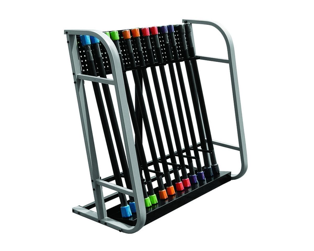 Aerobic Bar Vertical Club Rack