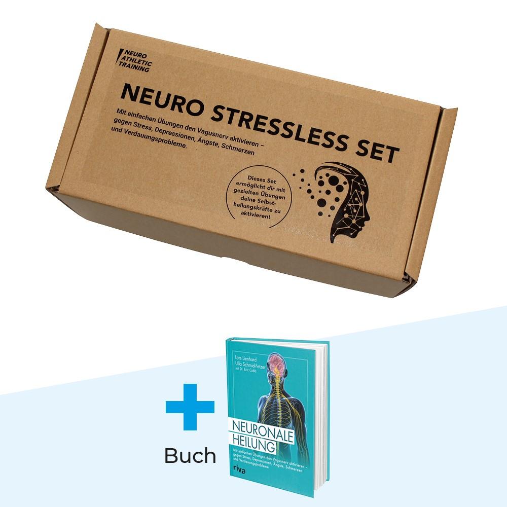 Neuro Stressless Set + Buch (Set)