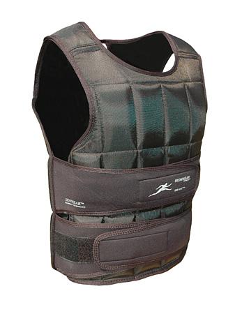 Gewichtsverstellbare Uni-Vest - 9 kg (lang)
