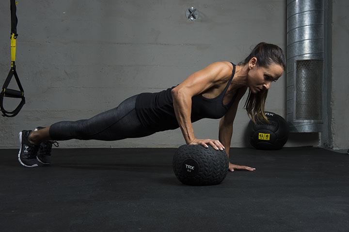 TRX Slam Balls 4,5 kg