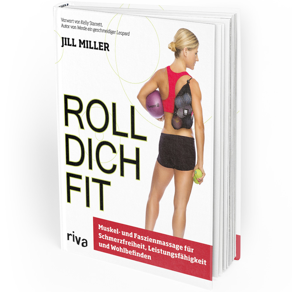 Roll dich fit (Buch)